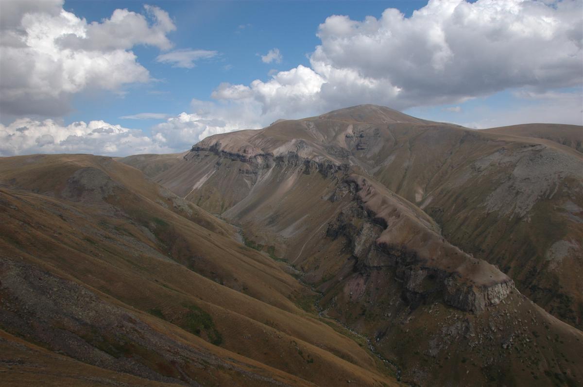 Arménie - Kaňon řeky Azat
