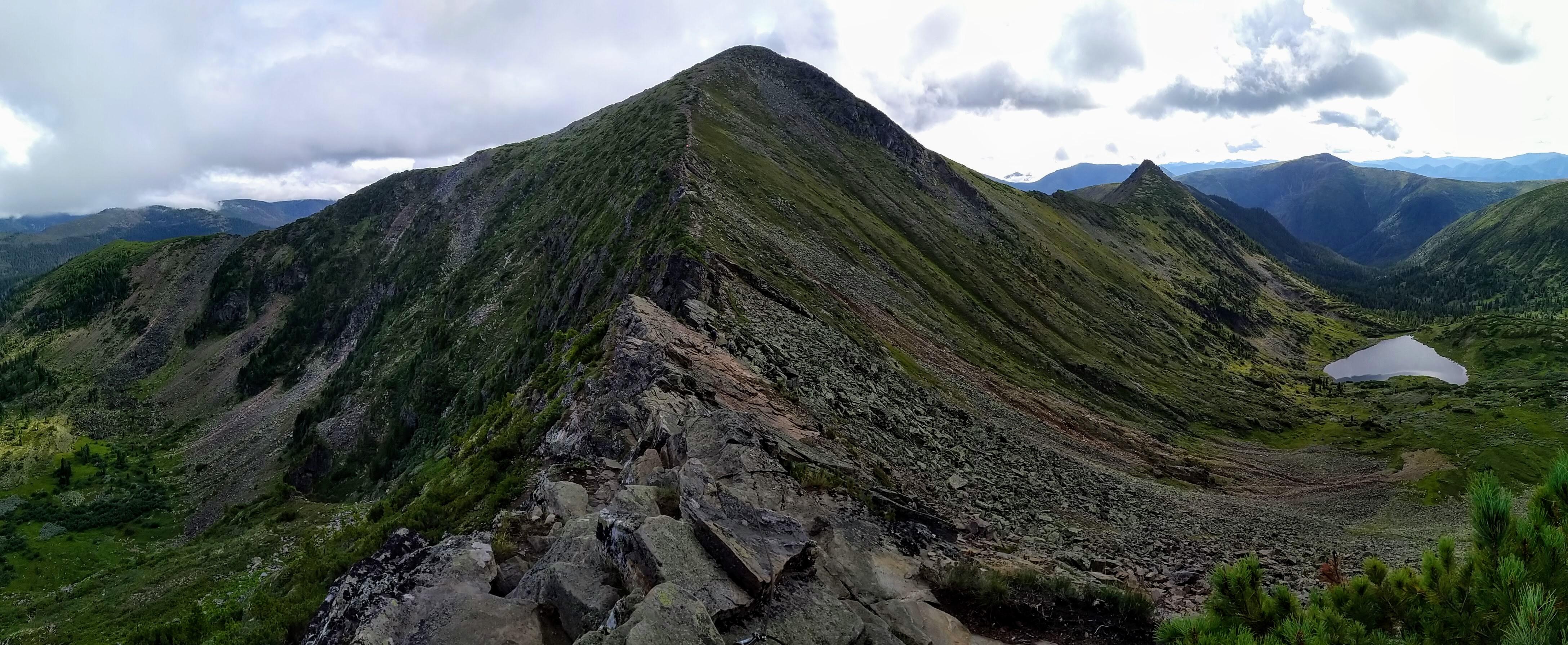 Chersky peak
