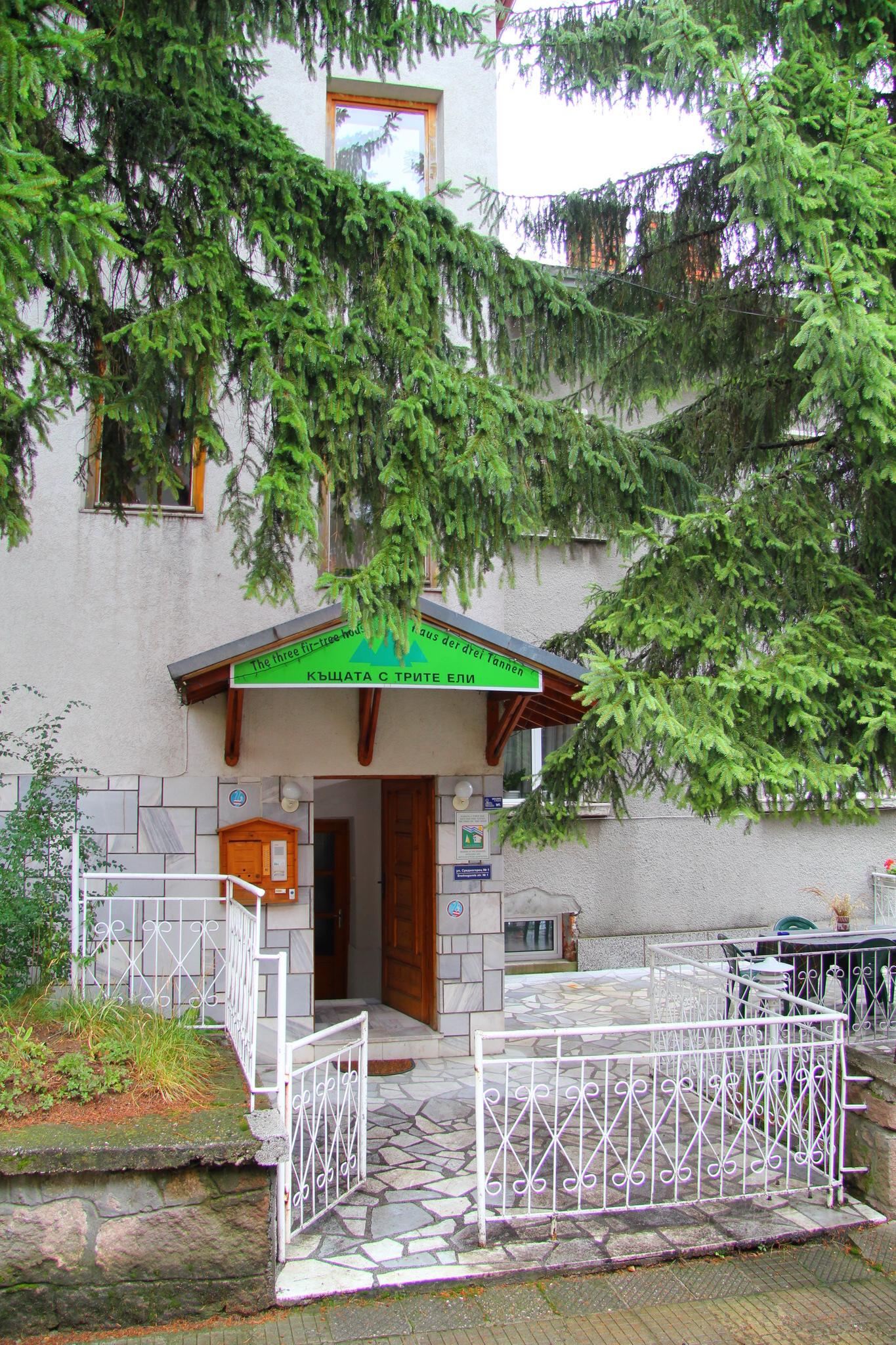 0050 - Smolyan - Hostel U tří jedlí