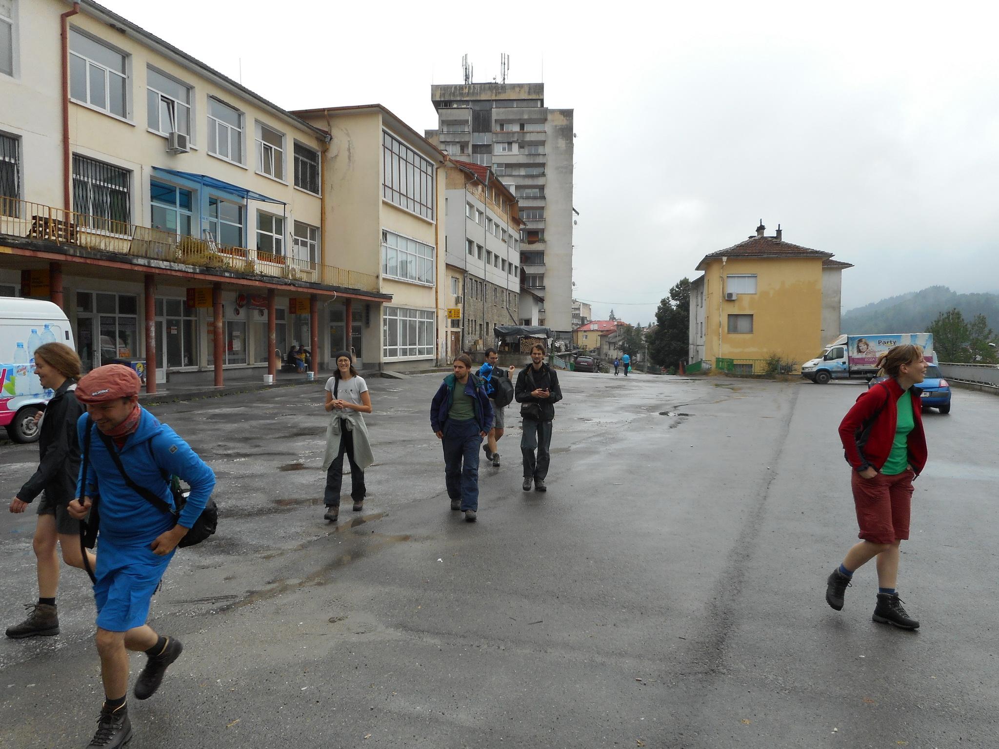 0040 - Smolyan - Autobusové nádraží