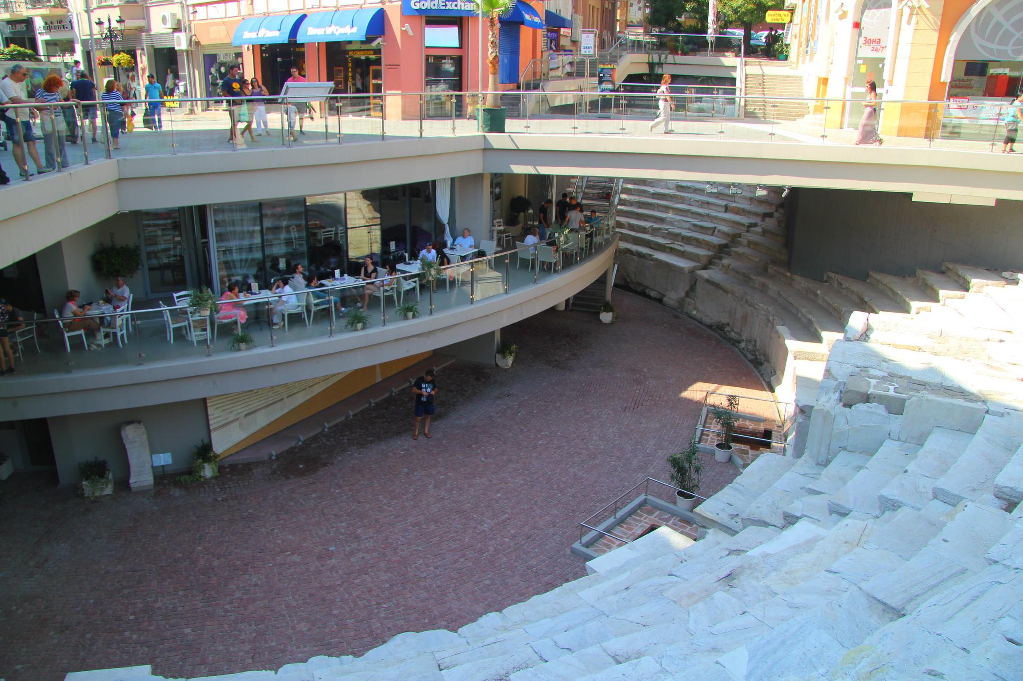 0470 - Plovdiv - Římské závodiště