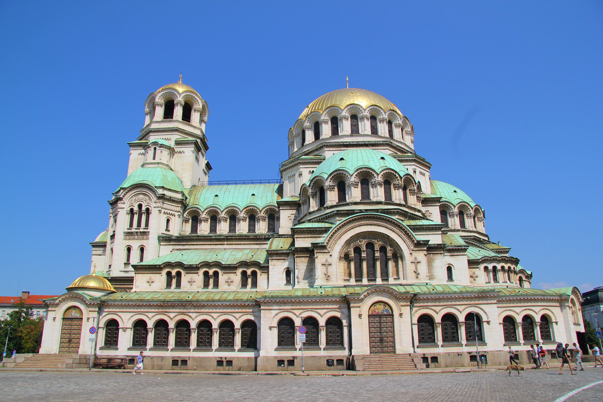 0500 - Sofie - Katedrála sv. Alexandra Něvského