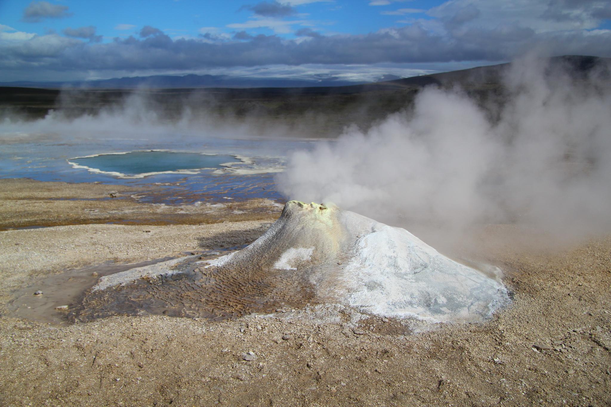 Island - Hvelavellir