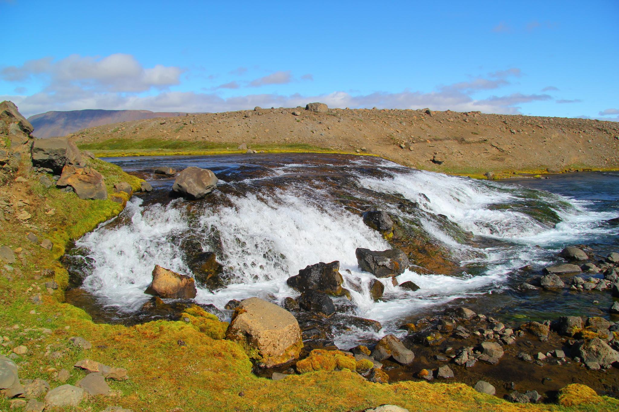 Island - Řeka Svartá