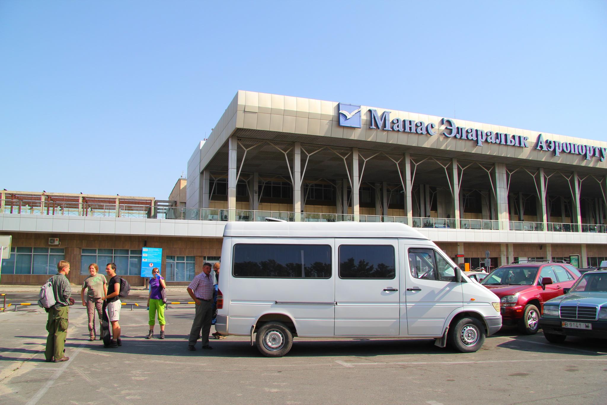 Biškek - letiště