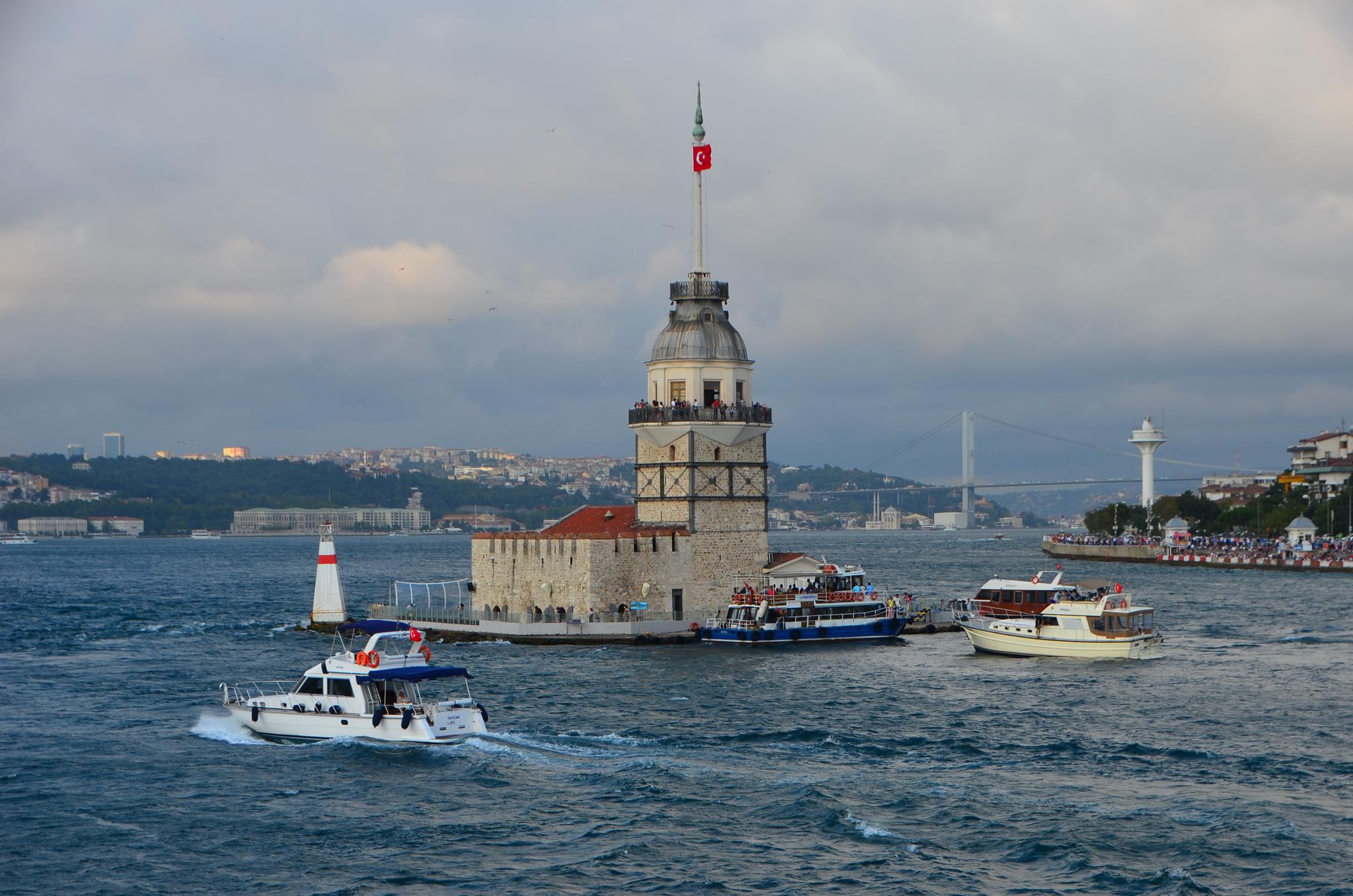 Maják Kiz Kulesi