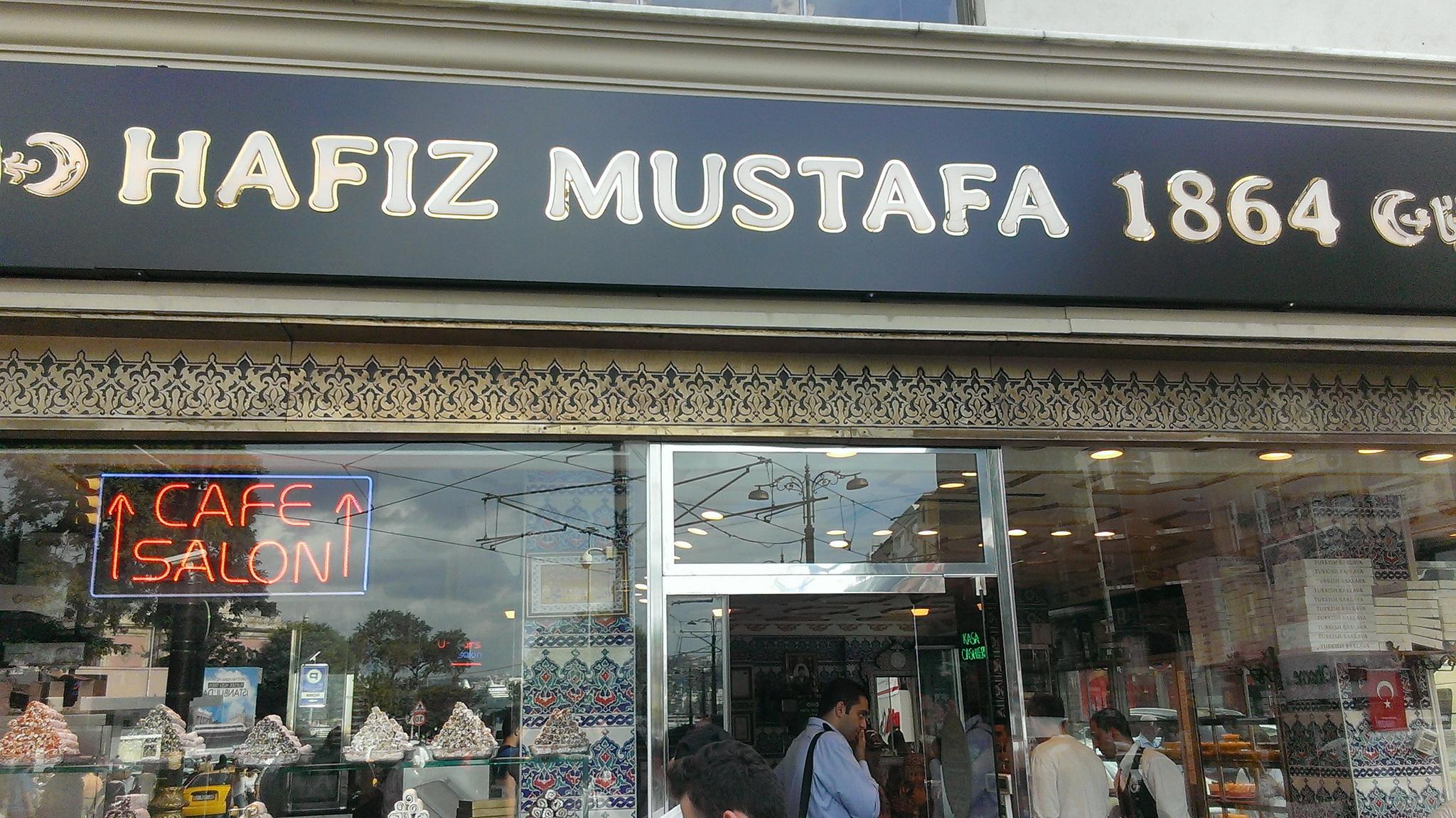 Cukrárna Hafiz Mustafa