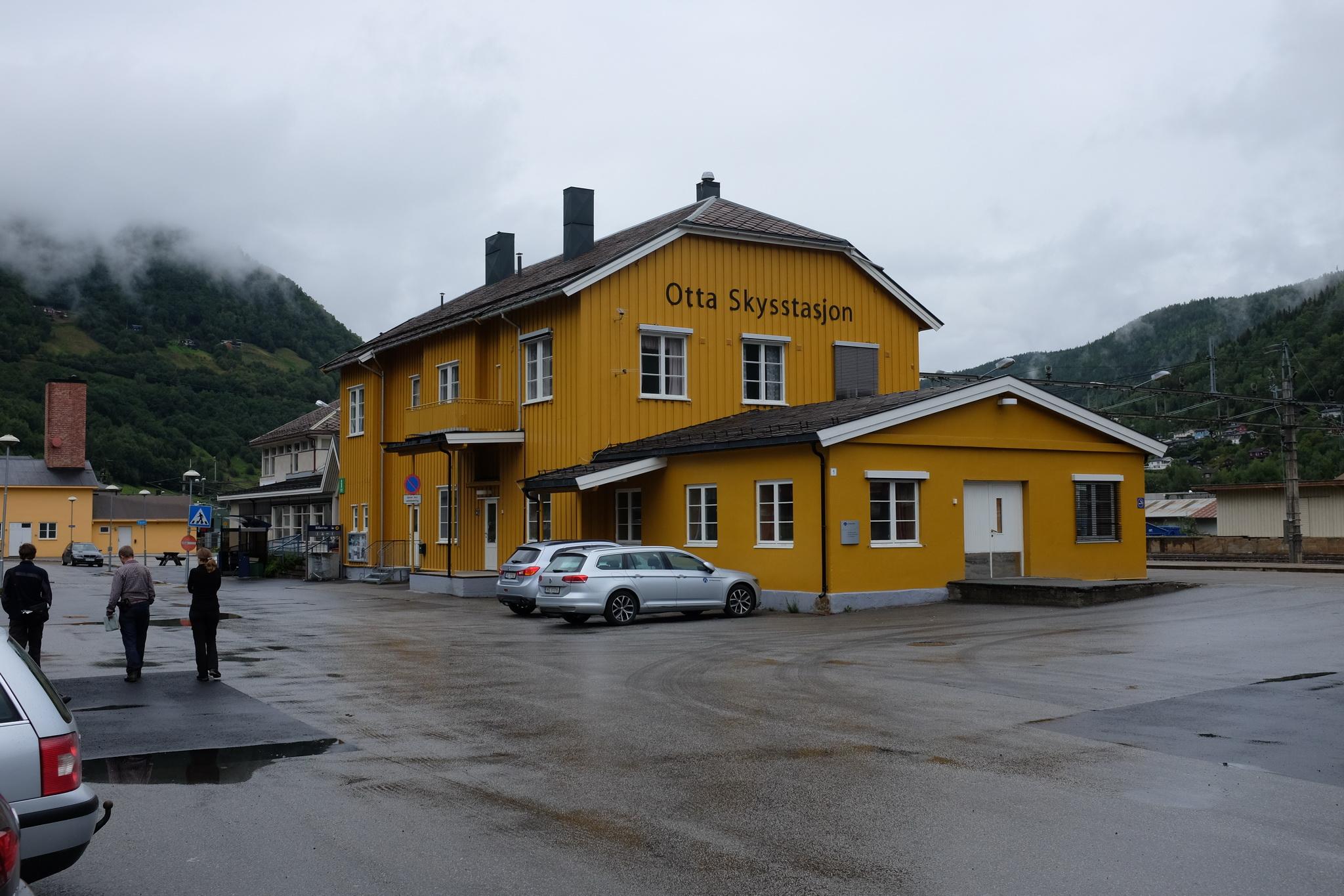 Otta - vlak