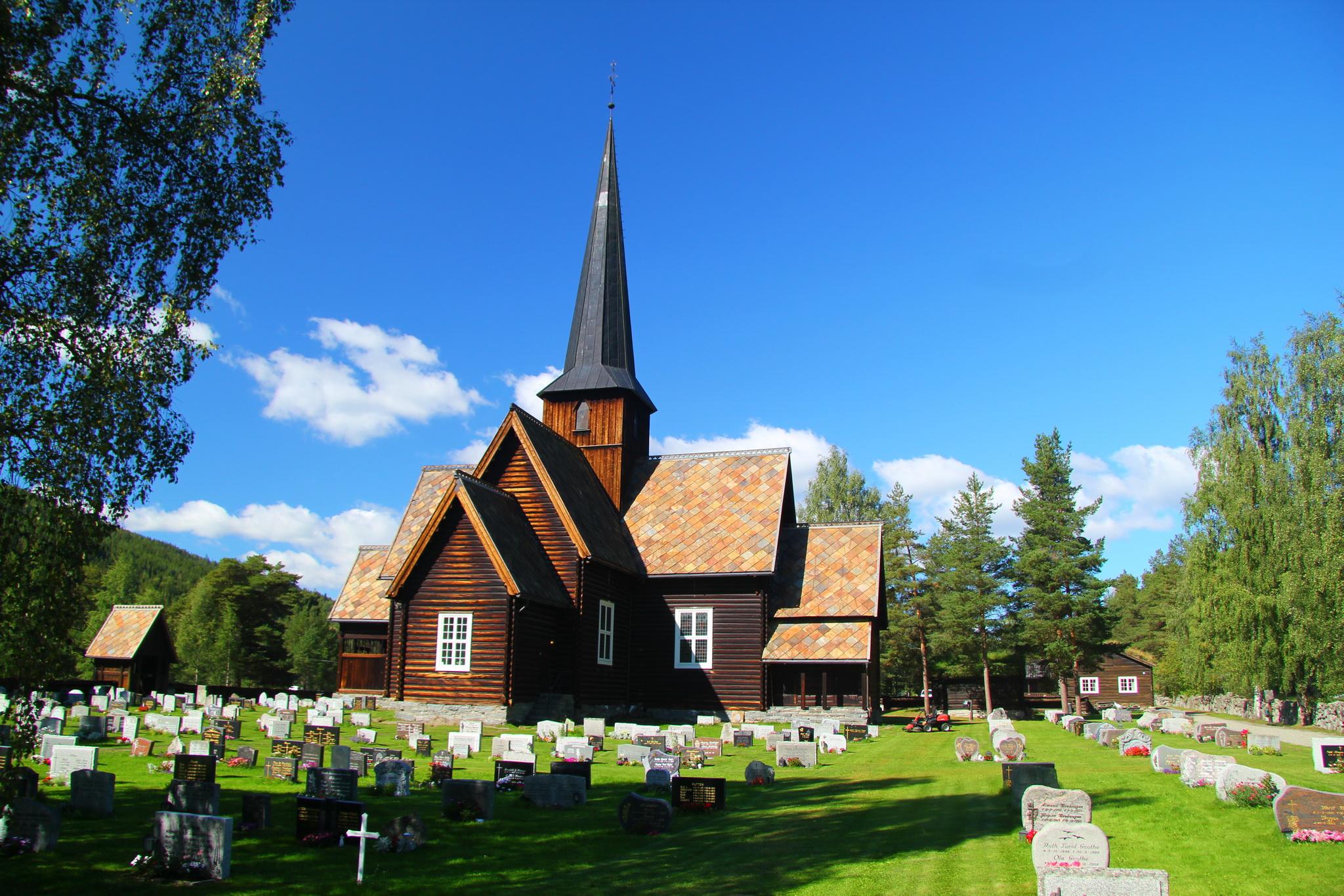 Kostel Heidal