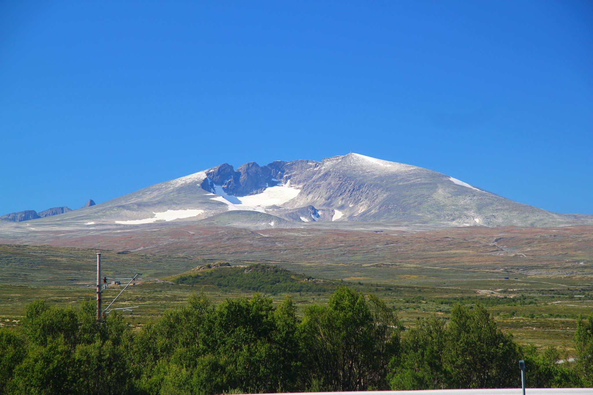 Národní park Dovrefjell–Sunndalsfjella
