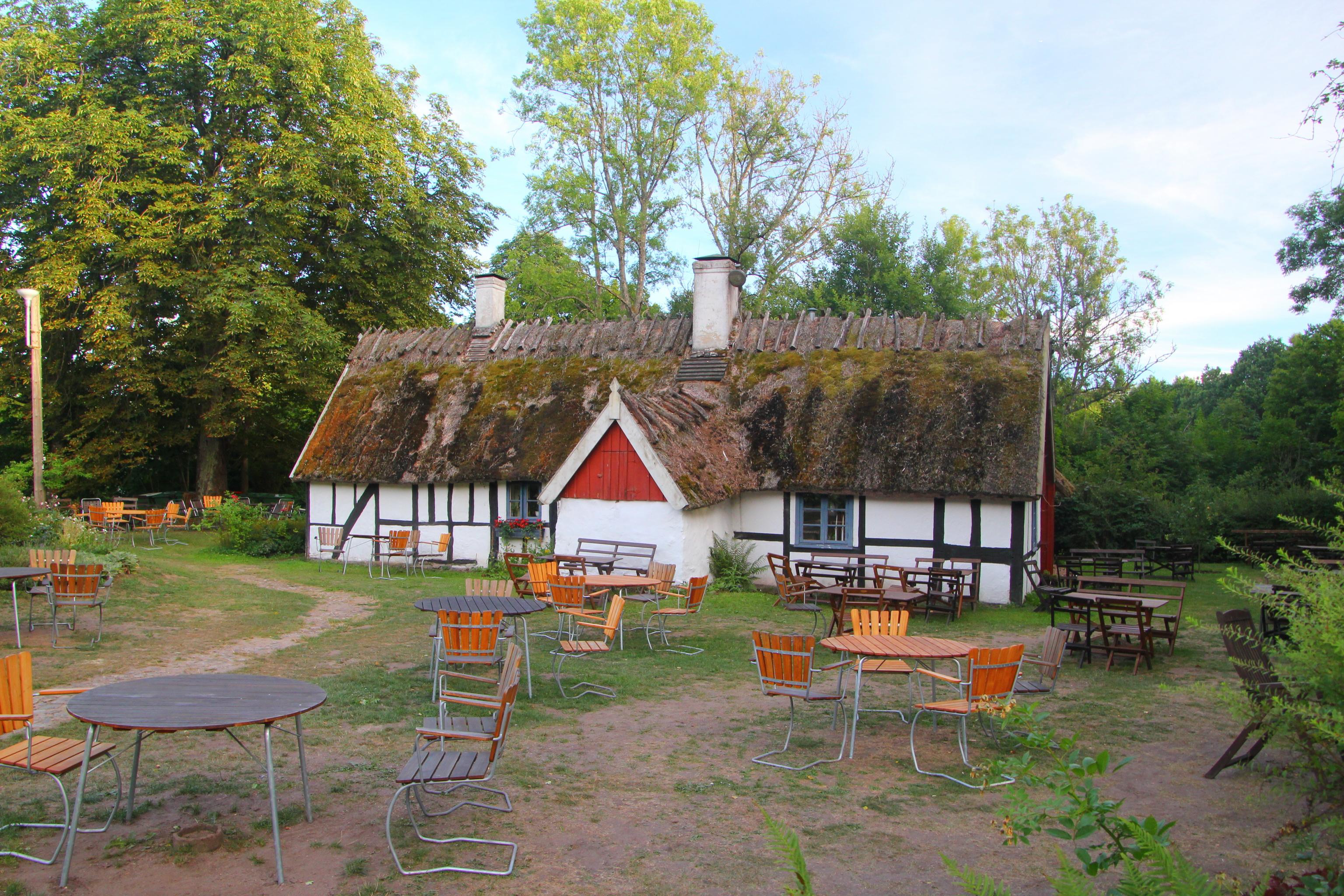 Kavárna Alunbruket